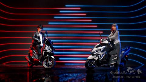 本田RX125摩托广告片震撼出街