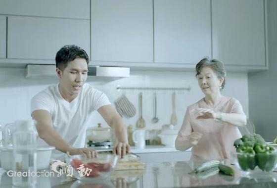 朗诗德央视广告片拍摄花絮